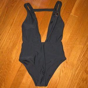 Super flattering Forever 21 one piece swim suit